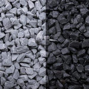 Basalt Edelsplitt 8-11mm