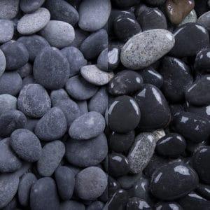 Beach Pebbles 16-32mm Strandkiesel Zierkiesel getrommelte Natursteine