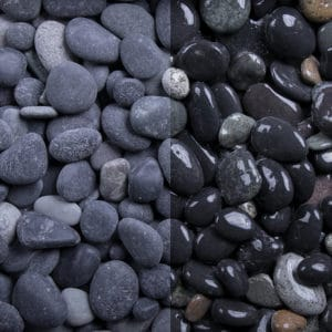 Beach Pebbles 8-16mm Strandkiesel Zierkiesel getrommelte Natursteine