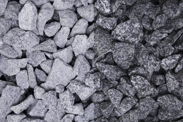Granit grau Edelsplitt 16-22mm