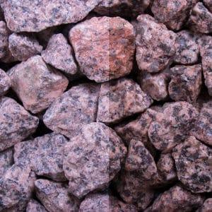 Irischer Granit Edelsplitt 16-32mm