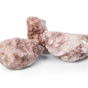 Marmor Orange Gabionensteine 60-120mm