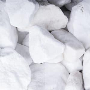 Schneeweiss Schüttsteine 40-80mm