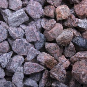 Schottischer Granit Edelsplitt 16-32mm