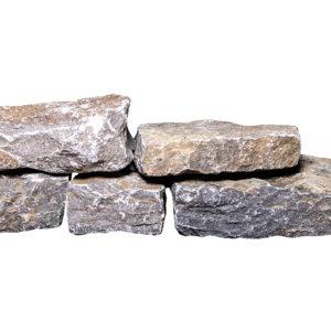 Muschelkalkmauersteine Maschinengespalten
