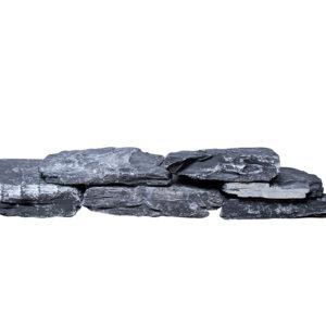 Schiefer Mauersteine